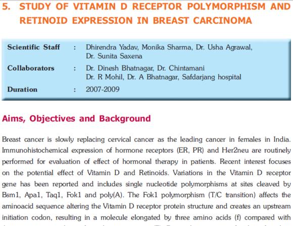 Breast Cancer vs Cervical Cancer India