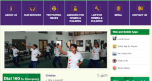 Juvenile justice website India