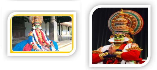 Kathakali Indian Dance