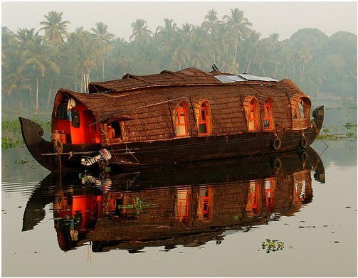 Kerela Houseboat