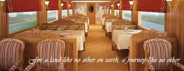 Maharaja Express – A Luxurious Travel arrangement of Indian Railway