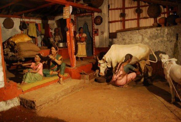 Madame Tussauds like Wax Museum in India – Siddhagiri Gramjivan 6