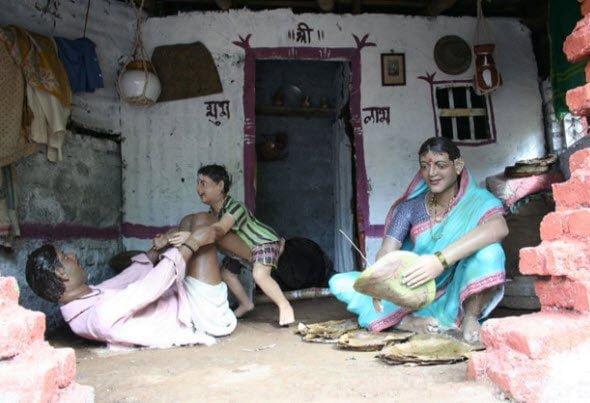 Madame Tussauds like Wax Museum in India – Siddhagiri Gramjivan 8