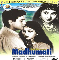 Madhumati tragic love stories of Hindi Cinema
