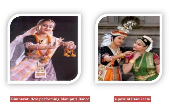 Manipuri Indian Dance