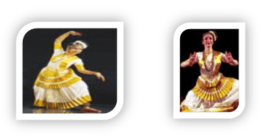 Mohini Nattam Indian Dance