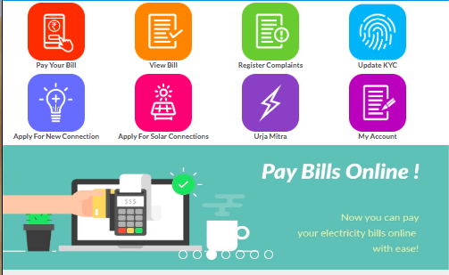 get Electric bill alert on SMS or Email