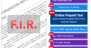 Pay Traffic Fine and Case Payments Online in Howrah