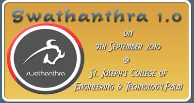 Swathanthra Richard Stallman Lecture