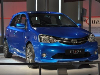 Toyota to Launch Etios Hatchback and Sedan in India