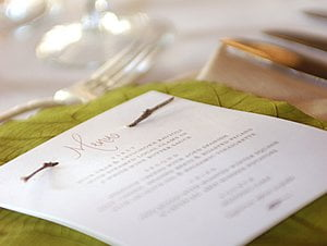 Making Fat Indian Wedding Greener Green Wedding Ideas
