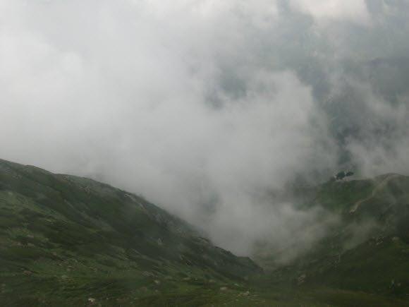 gulmarg cloud view