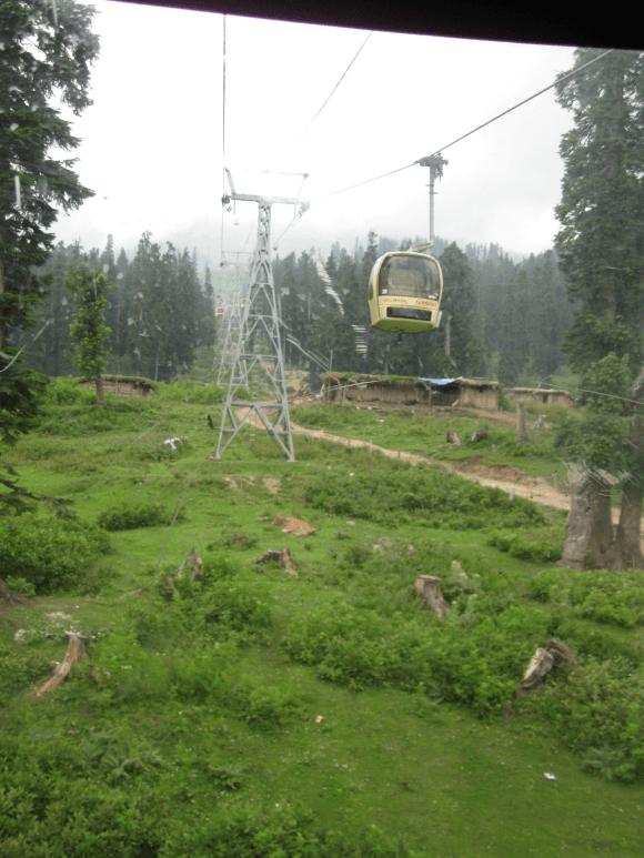 Gulmarg ropeway
