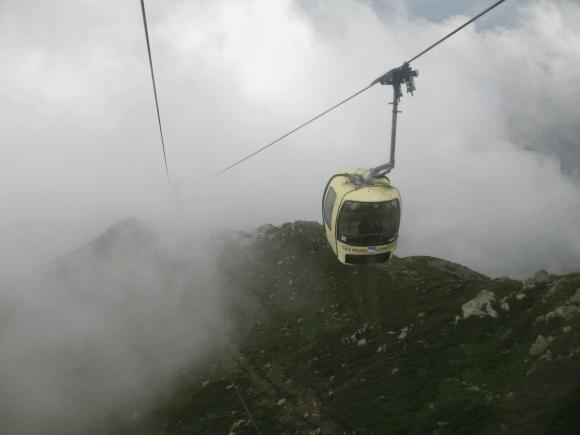 gulmarg trolley
