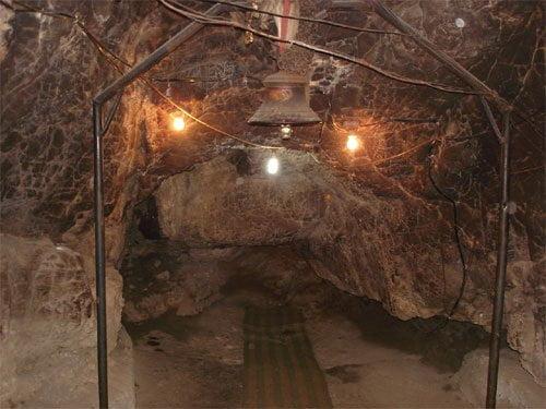 Shiva khori cave